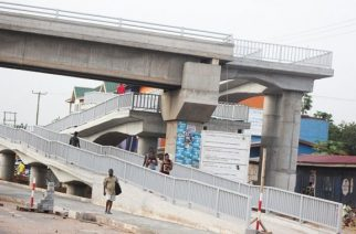 100 Pedestrians Arrested For Not Using Madina-Adentan Footbridges