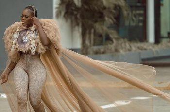 Nana Akua Addo Goes 'Wild' On The Red Carpet Of Nivea GALA Night