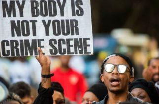 Uyinene Mrwetyana's killing led to protests across South Africa