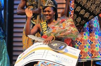 Ekua Mends Bannerman, winner of #GMB 2019