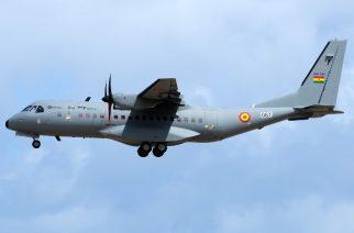 AFCON 2021 Qualifiers: Why The Black Stars Flew To São Tomé via Military Aircraft