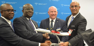 Ghana Signs Deal For 6 Aircrafts For National Airline