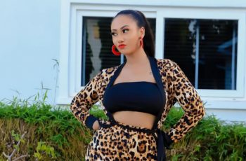 Haija4Real Is Serving Fabulous Leopard Fashion Style