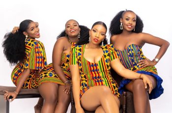 These Beautiful Stunning African Ladies Just Sent These Kente Looks Viral