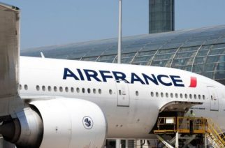 Air France said an investigation was under way