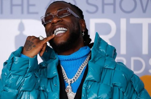 Burna Boy Becomes First Nigerian Artist With Certified Silver Album In UK