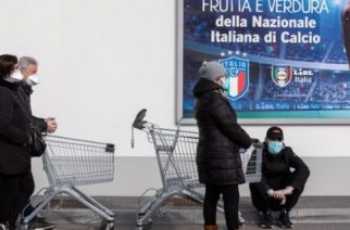 Ghanaian students in Italy under quarantine