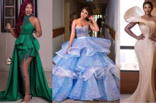 A Dose Of Exquisite Fashion And Style At The Africa Magic Viewers Choice Awards 2020
