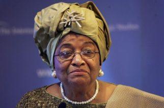 Ellen Johnson Sirleaf - Former Liberia President