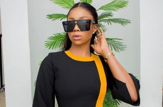 Nigeria's Lilly Afe Served This Priceless Fashion Outfit