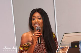 Ms Rebecca Donkor - Chief Executive Officer of Makeup Ghana