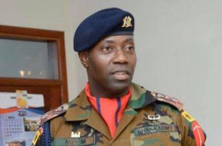 Lt. Col. Michael Kwame Afreh Mfum