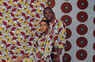 Ghanaian Fashion Brand GG Bespoke Serves The Net With Haute African Print Fashion Shoot