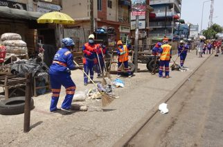 Sanitation Ministry And AMA Begin 3-Day 'Massive' Clean-Up Of Accra And Kumasi