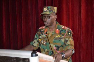 Brigadier General, Nsiah Yeboah