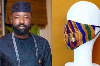 Ghanaians Blast Elikem Kumordzie For Selling Face Mask For Gh¢85