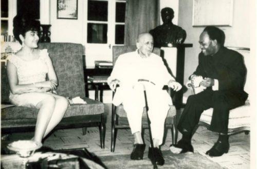 Kwame Nkrumah's Secret Lover