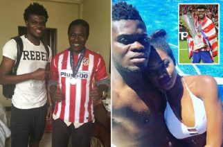 How Thomas Partey's Dad Sold Possessions To Buy Boots, Visa To Chase Football Dream