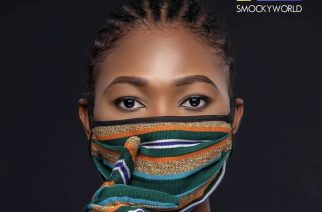 SmockyWorld Brings Northern Ghanaian Tradition Into The COVID-19 Nose Mask Revolution
