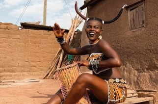 Horn Hairstyle From Wiyaala And How It Connects To Her Northern Traditional Background