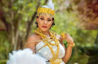Zynnell Zuh Stuns As An African Princess In These Amazing Style Inspiration Shots