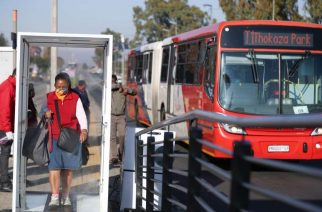 South Africa Launches 'Walk-Through Sanitising booth' For Commuters