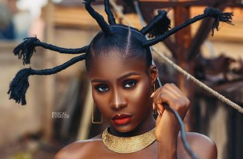 Bring Out The Red Carpet Queen In You With These Jaw Dropping Afro Couture Hairdos By Nigeria's Hair Doctor