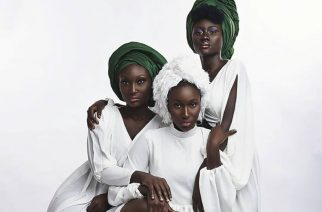 Lagos Based Photographer Beautifully Captures An Eye Popping Must-See Melanated Editorial