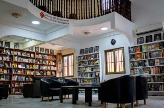 The Library Of Africa And The African Diaspora In Accra, Ghana Now Open