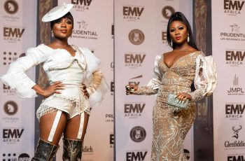 Ghanaian Celebrities Brought Their A-Game To The Emy Awards Red Carpet
