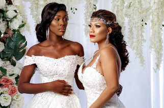 Gh Style Influencer Zynnelle Zuh Launches Her Bridal Styling Service, Zyellegant With A Haute Bridal Editorial