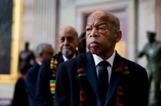 Rep John Lewis announced he had stage 4 cancer in December 2019