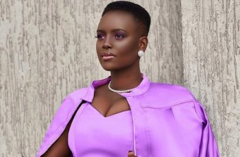 Uganda's Bettinah Tianah Drops A Haute & Elegant Smart Casual Look