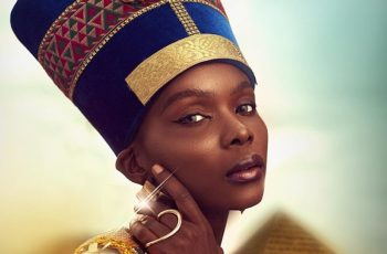 Nigerian Photographer Gives A Taste Of True Egyptian Beauty In Jaw Dropping Editorial