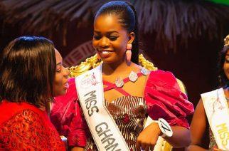 Monique Mawulawe Agbedekpui Wins 2020 Miss Ghana