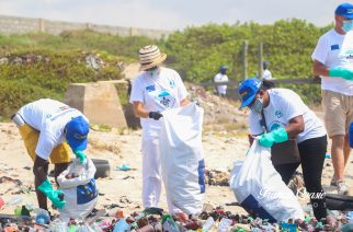 European Union, Plastic Punch embark on cleanup exercise to raise awareness
