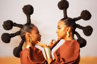 Angolan Designer Diana Junqueira Goes Viral With Her 1st Look Book For The Nsola Collection