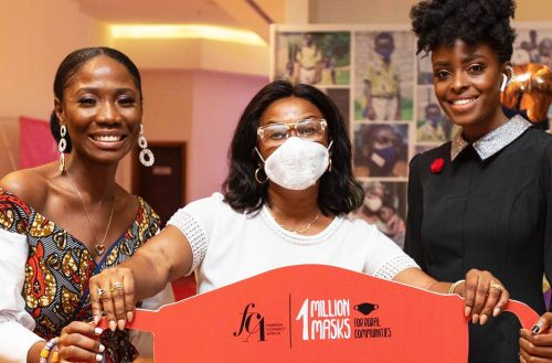 Fashion Connect Africa Launches Project To Provide Face Mask For Rural Communities