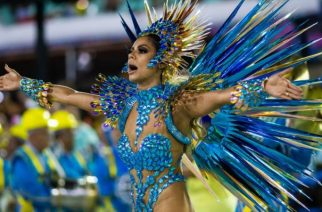 The samba league says it will postpone its parade indefinitely due to the pandemic