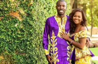 Prophet Sylvester Ofori, 35, and his late wife, Barbara Tommey, 27. | Pinterest