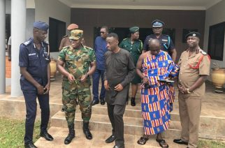 2BN, Others Get Ready For Election 2020 With Launch Of Exercise Western Shield