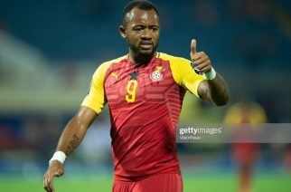 Jordan Ayew says he does not have any symptons