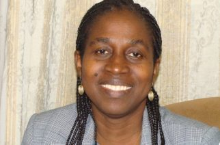 Dr Grace A. Bediako — Board chair of the Ghana Statistical Service