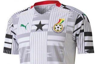 Revealed: New Black Stars 2020-21 Jerseys