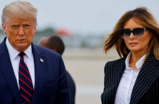 Coronavirus: Donald Trump And Melania Test Positive