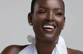 Uganda's Model Bettinah Tianah Unleashes Jaw Dropping Images For Her New Brand BEAUTY UGANDA