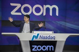 As Zoom Video Communications' stock has skyrocketed, so too has the fortune of its billionaire founder. VICTOR J. BLUE/BLOOMBERG