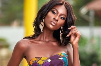 Rising Ghanaian Model Francess Is A Goddess When It Comes To Serving African Print Fashion