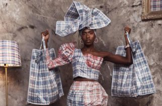 Turning The Iconic Ghana Must Go Bag Into High Fashion