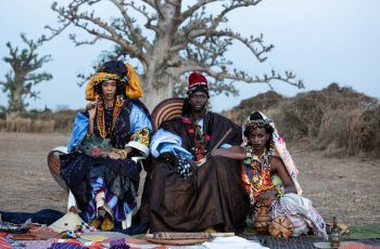Senegal's Dakar Fashion Week: The Catwalk In A Baobab Forest